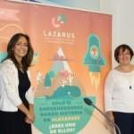 La Fundación Caja Rural CLM presentala segunda edición de'Lazarus', suincubadora y aceleradora de empresas innovadoras