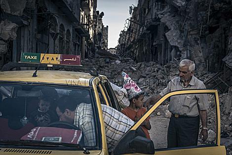Fotografía de Sergey Ponomarev paraThe New York Times
