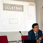 La UCLM recibirá al premio Princesa de Asturias de las Letras Leopoldo Padura en el trigésimo aniversario de la Facultad de Letras