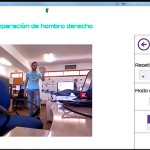 Un alumno de la UCLM desarrolla una aplicación que facilita la rehabilitación de la artritis a través de la Kinect