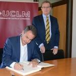 La UCLM se une a la Red Internacional de Universidades contra la Pena de Muerte
