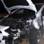 Una mujer fallecida y siete heridos tras un accidente múltiple entre tres autobuses y tres turismos en la A-4