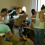 """Apoyo logístico a Refugiados Ciudad Real: Amnistía Internacional reclama que la llegada de los refugiados se haga en condiciones """"dignas"""""""