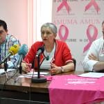 AMUMA reta a Ciudad Real a vestir el rosa con motivo del Día Mundial del Cáncer de Mama