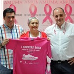 AMUMA cita a toda la familia a su I Carrera Rosa