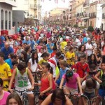 Más de 800 participantes en el Día de la Bicicleta de Calzada de Calatrava