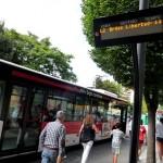 Puertollano: Paneles electrónicos y una aplicación móvil informan ya del tiempo de llegada del bus urbano