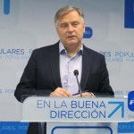 Francisco Cañizares, único candidato a presidir el PP de Ciudad Real