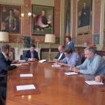 La Diputación de Ciudad Real respalda la promoción del vino y el aceite del Campo de Calatrava