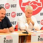 CCOO y UGT recogerán firmas para promover una ILP que garantice una renta mínima a desempleados sin ingresos