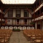 El Corral de Comedias de Almagro será escenario de la serie de TVE El Ministerio del Tiempo