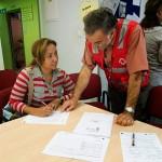 Cruz Roja Ciudad Real apoyó a 890 desempleados mayores de 45 años afectados por la crisis