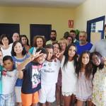 'Un verano maravilloso': Daimiel despide a los niños saharauis