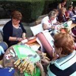Puertollano: Más de cuatrocientas mujeres participarán en el Encuentro nacional de Encajeras