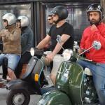 Las scooters siempre vuelven