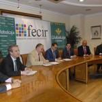 Globalcaja y Fecir firman un convenio de colaboración