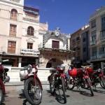 Ciudad Real: Locos por la Guzzi