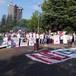 Los trabajadores de Elcogas dejan «en suspenso» la huelga indefinida y piden a la empresa que paralice la decisión de cerrar