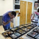 Jesús Gabaldón muestra a su Joe Gould en Alumbre y otras historias por imaginar