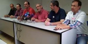 Comité y sindicatos de Elcogas (archivo)