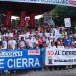 """Trabajadores de Elcogas aseguran que el cierre """"no es inevitable"""""""