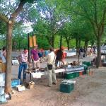 Productos de la huerta se suman al mercadillo Yolibey