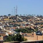 Puertollano: Extinguido un incendio agrícola en el barrio de Las Mercedes