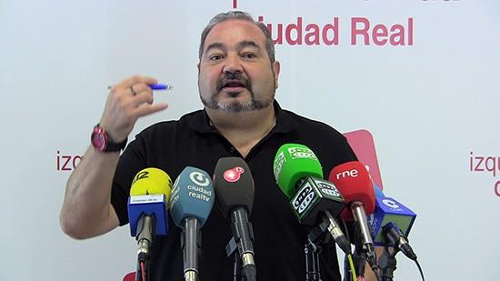 Miguel Ramírez, coordinador provincial de IU
