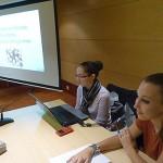 Mille Cunti repasa los programas europeos de estudios, prácticas, empleo y voluntariado para jóvenes