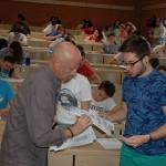 455 alumnos realizarán la PAEG en el campus de Ciudad Real del 9 al 11 de septiembre