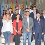 Diputación de Ciudad Real, consistorios y Cámara de Comercio, unidos contra el paro juvenil