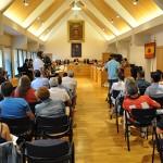 Cisma municipal a cuenta de Cataluña y la unidad de España