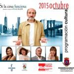 El teatro será el protagonista de la programación cultural de octubre de Ciudad Real