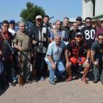 Puertollano: El Club Recreativo Repsol Petróleo inaugura la ampliación de su campo de tiro