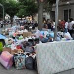 Decenas de paquetes de ayuda humanitaria: Refugiados Ciudad Real creará un banco de viviendas para la acogida