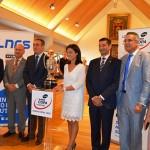 Recepción oficial a los equipos de la Supercopa de Fútbol Sala