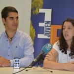 """La Asociación Juvenil """"El Quijote"""" despide el verano con una gran fiesta en la Plaza Mayor"""