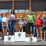 Mircea Sacara y Gemma Arenas se impusieron en la media maratónCiudad Real-Torralba de Calatrava