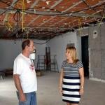 El Ayuntamiento de Villarta de San Juan construye un nuevo gimnasio cubierto en el edificio del antiguo Centro de Salud