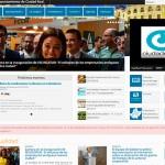 El Ayuntamiento de Ciudad Real externaliza el alojamiento de la página web municipal