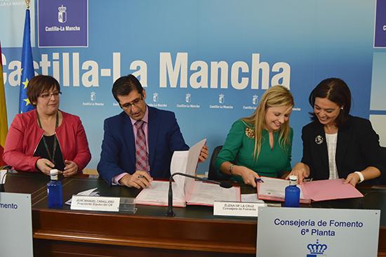 Junta diputaci n y ayuntamiento de ciudad real a nan for Oficina virtual de empleo castilla la mancha