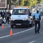 Tarde de accidentes en Ronda de La Mata y en las calles Montiel y Alisos