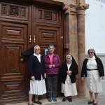 La Corporación Municipal agradece a las monjas dominicas la labor educativa y social de más de 50 años en Almagro