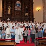 Almodóvar del Campo conmemora la proclamación de San Juan de Ávila como doctor de la iglesia universal