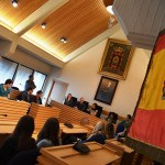 El Ayuntamiento recibe a 16 alumnos alemanes de intercambio con estudiantes del Hernán Pérez del Pulgar