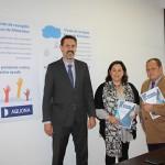 El Banco de Alimentos y AQUONA unidos por La Gran Recogida en la provincia de Ciudad Real