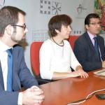 Caballero anuncia apoyo institucional y económico a la Plataforma de Transporte de Alcázar de San Juan