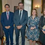 Diputación y Sescam iniciarán los contactos para transferir el Hospital Psiquiátrico a la Junta a partir del 1 de enero