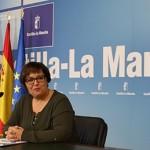 """Olmedo destaca que la provincia de Ciudad Real ha recuperado """"dignidad"""" y los derechos """"perdidos"""" durante los cuatro años de Cospedal"""