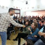Ciudad Real: La Escuela de Arte Pedro Almodóvar se rinde al humor 'prechanante'